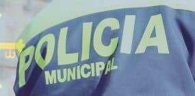 Policía local en Asturias