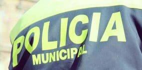 Policía local del ayuntamiento de Madrid