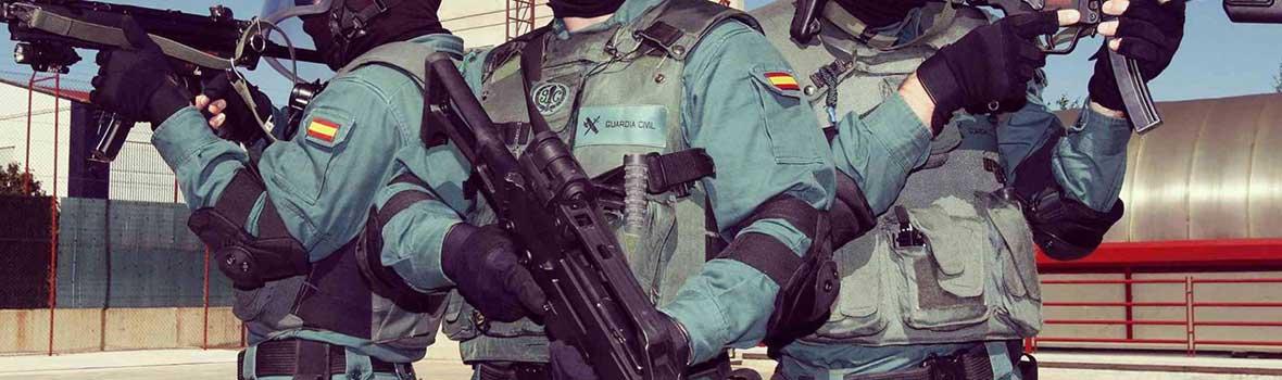 Academia Oposiciones Guardia Civil Barcelona