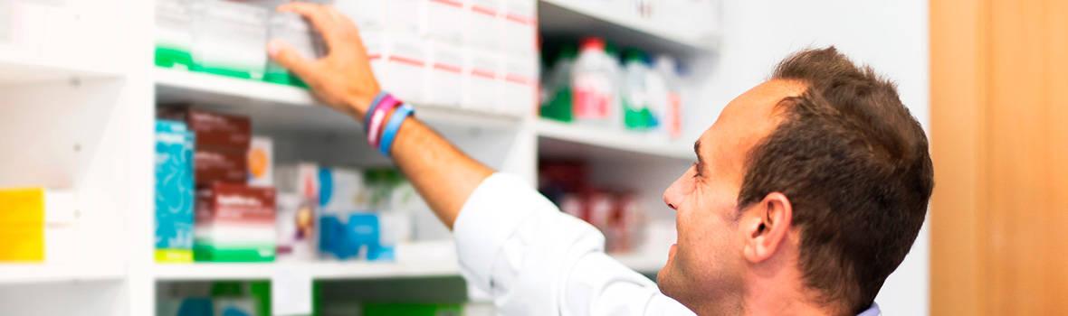 FP Farmacia y Parafarmacia Alcalá de Henares