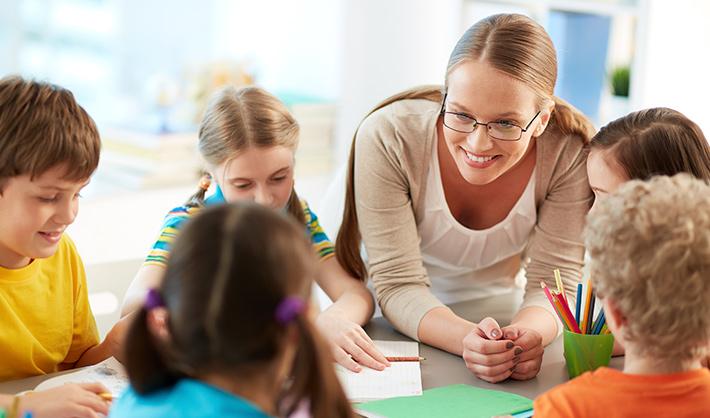 Técnico Superior en Educación Infantil FP