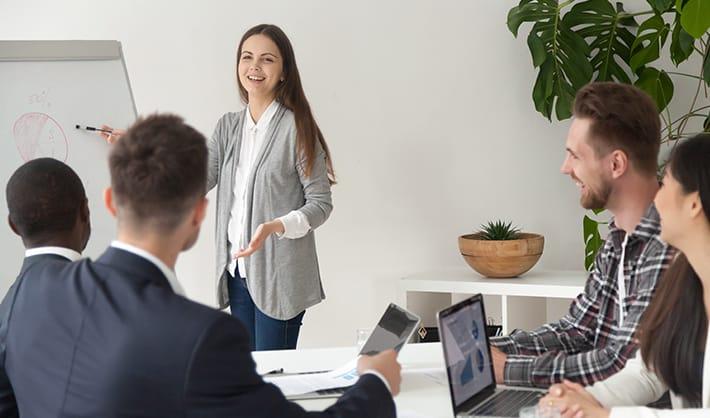Funciones de un coach empresarial