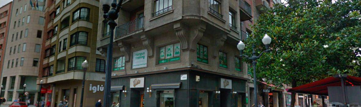 Centro Campus Training Gijón